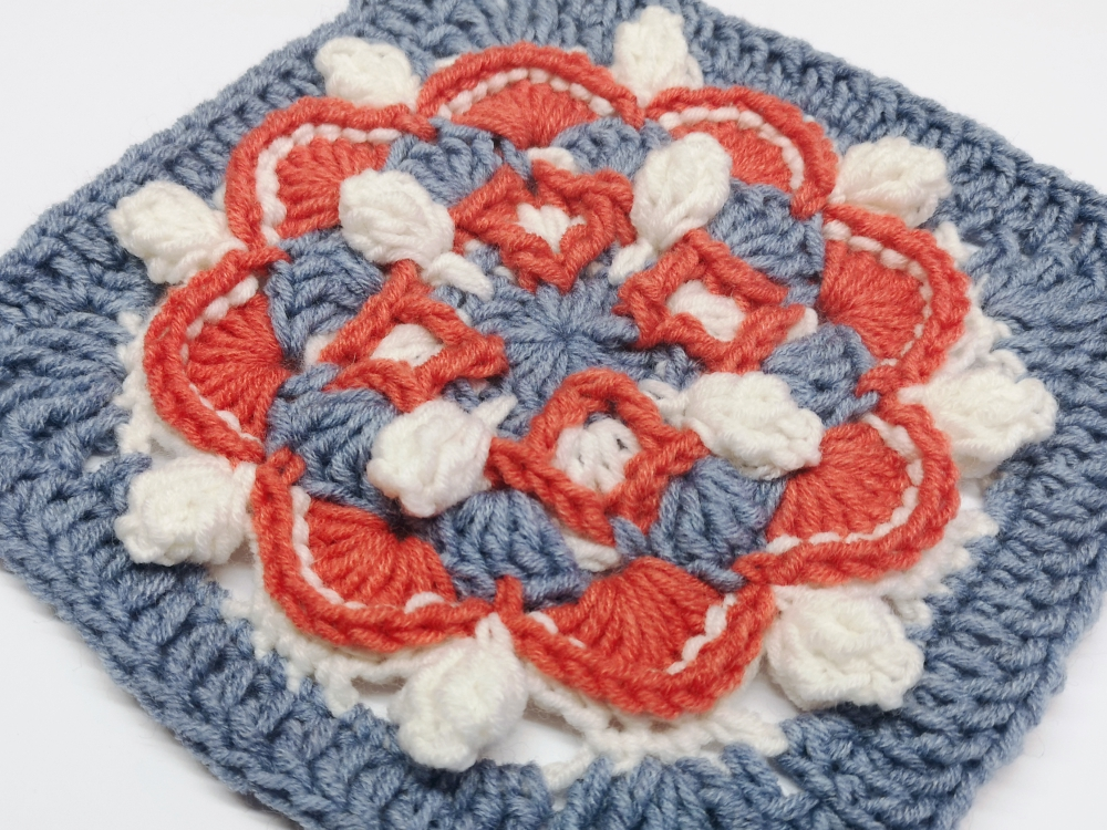 Read more about the article Crochet block pattern