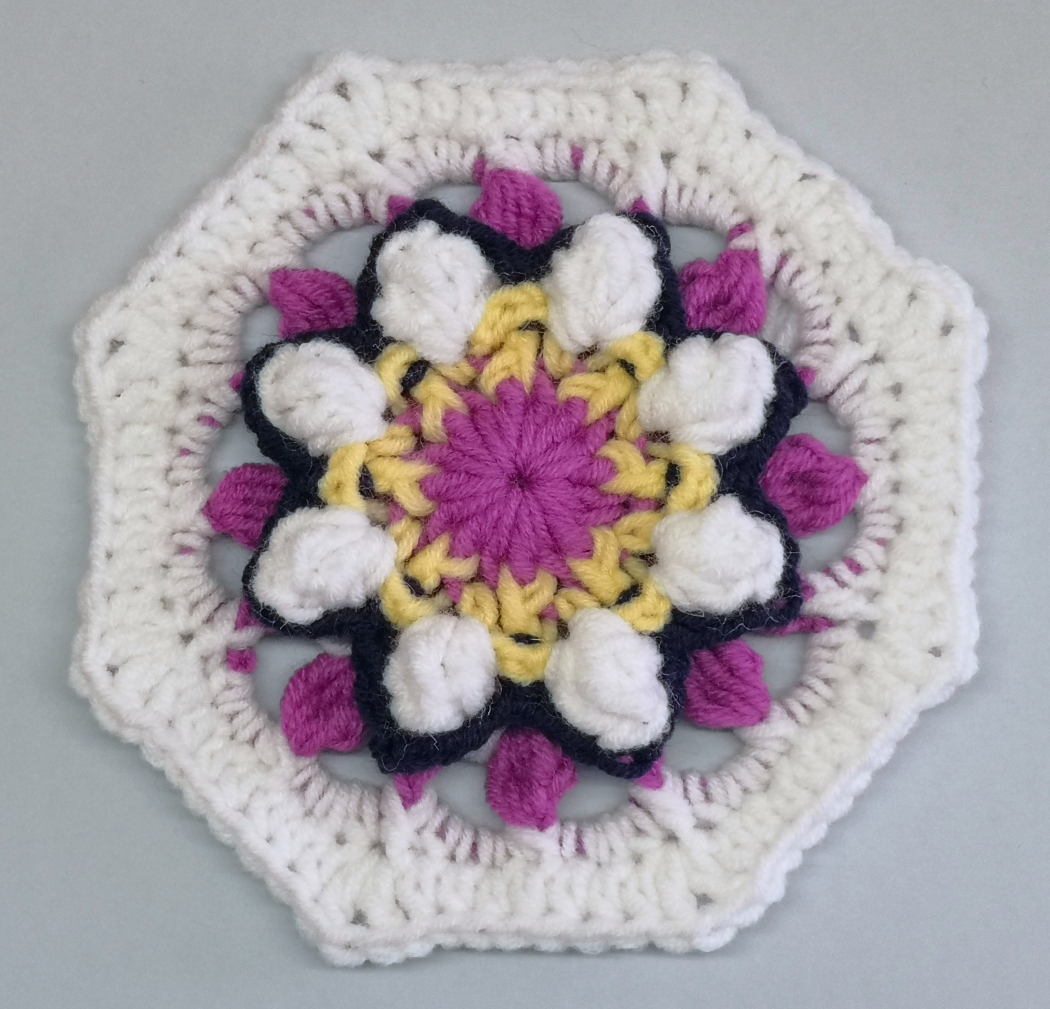 Read more about the article Crochet Octagon Pattern